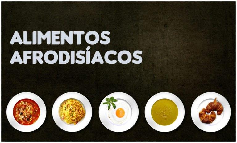 Alimentos afrodisíacos