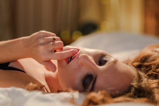 Massagem sensual