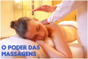 O poder das massagens