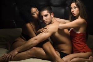 Ménage a trois, como ele afeta o casal