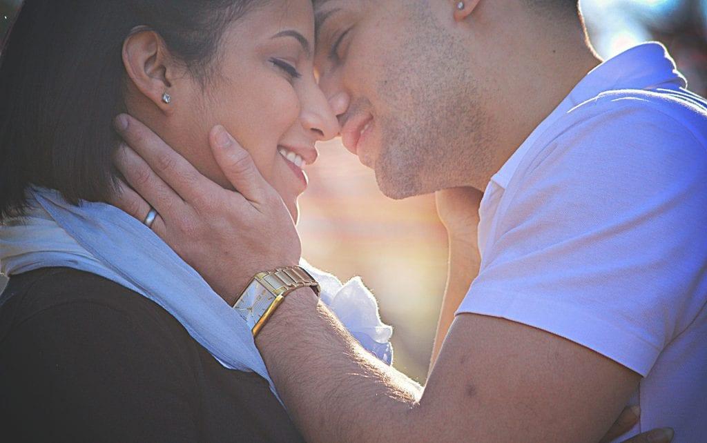 Beijo é comunicação
