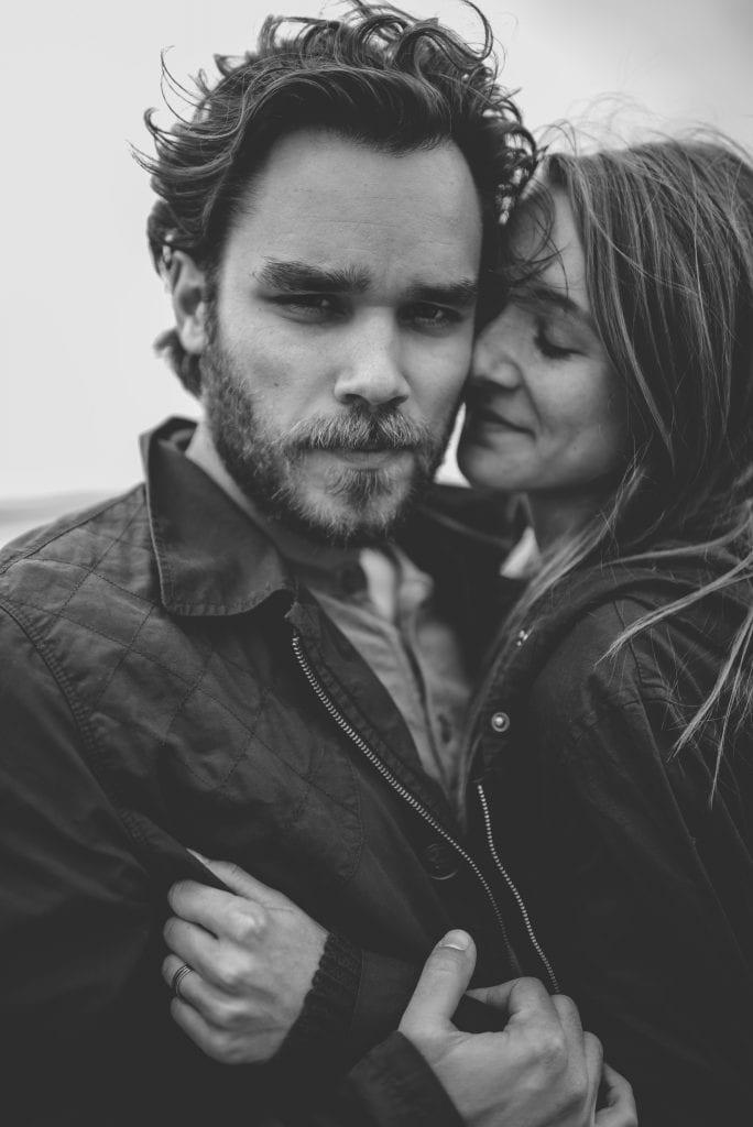 Um casal de amantes