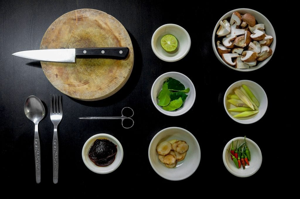 Sêmen usado na gastronomia