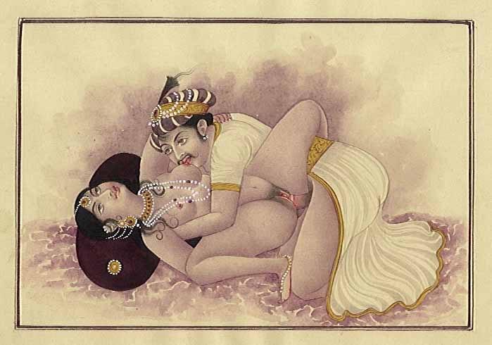 Posições mais difíceis do Kama Sutra
