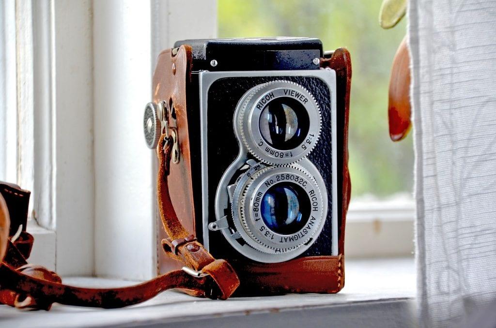 Filmar com câmera