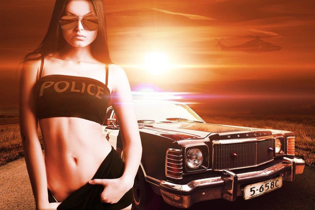 Fantasia de policial