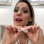 Como colocar o coletor menstrual 2
