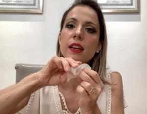 Como colocar o coletor menstrual 7