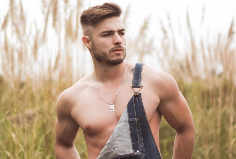Zonas erógenas do corpo masculino