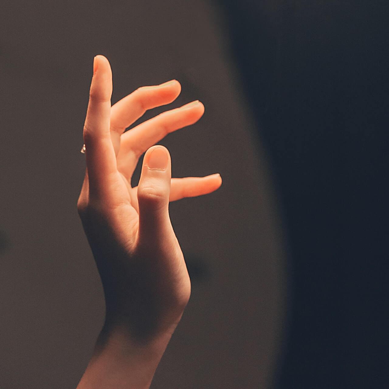 Estimular o períneo masculino com os dedos