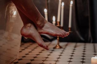 Podolatria Fetiche por pés