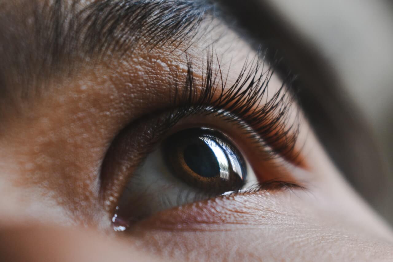 Pupila dilatada durante o sexo