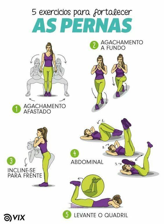 Exercícios para ajudar na cavalgada