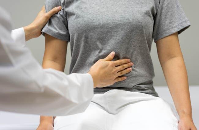 Endometriose exame médico